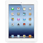 32GB new iPad with Wi-Fi (White)