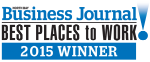 Best Collateral has been selected as one of the Best Places to Work by North Bay Business Journal.