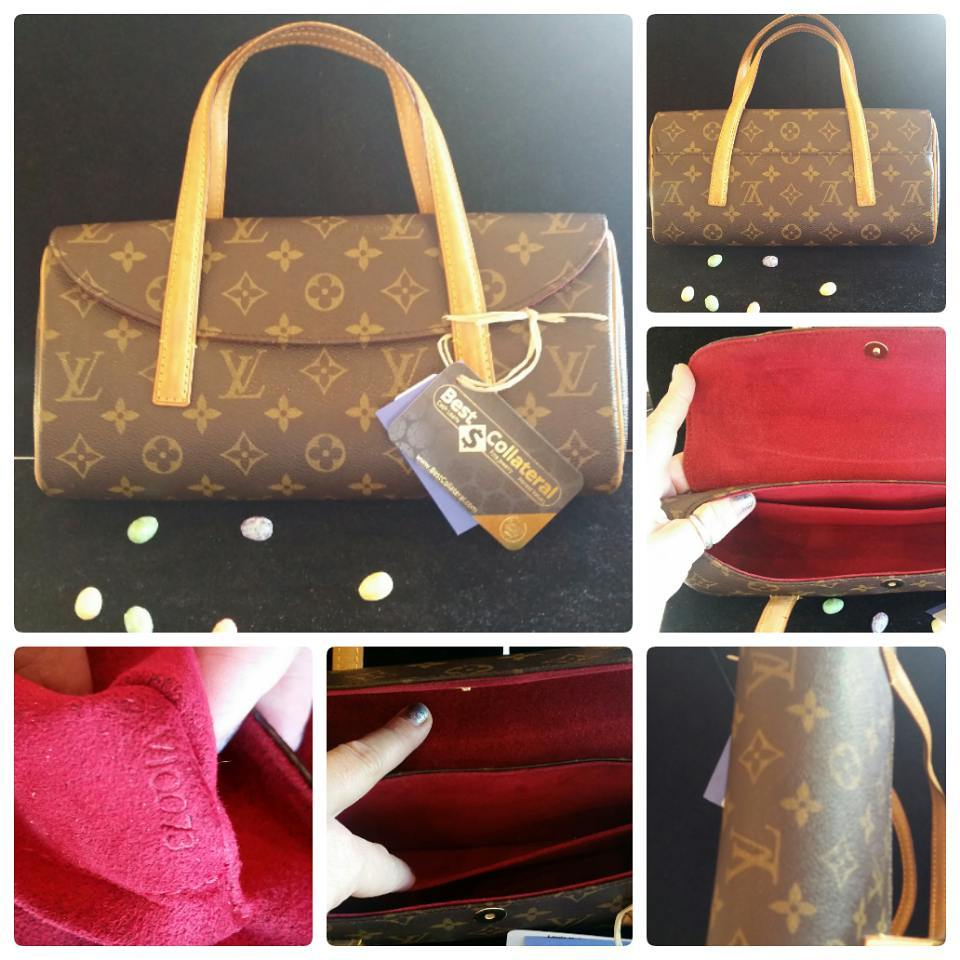 A Louis Vuitton Sonatine handbag. Cash for luxury handbags