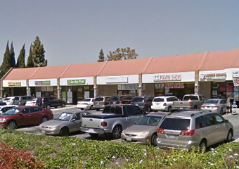 Best Collateral San Jose Store Front and Parking Lot