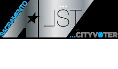 Sacramento A List Logo