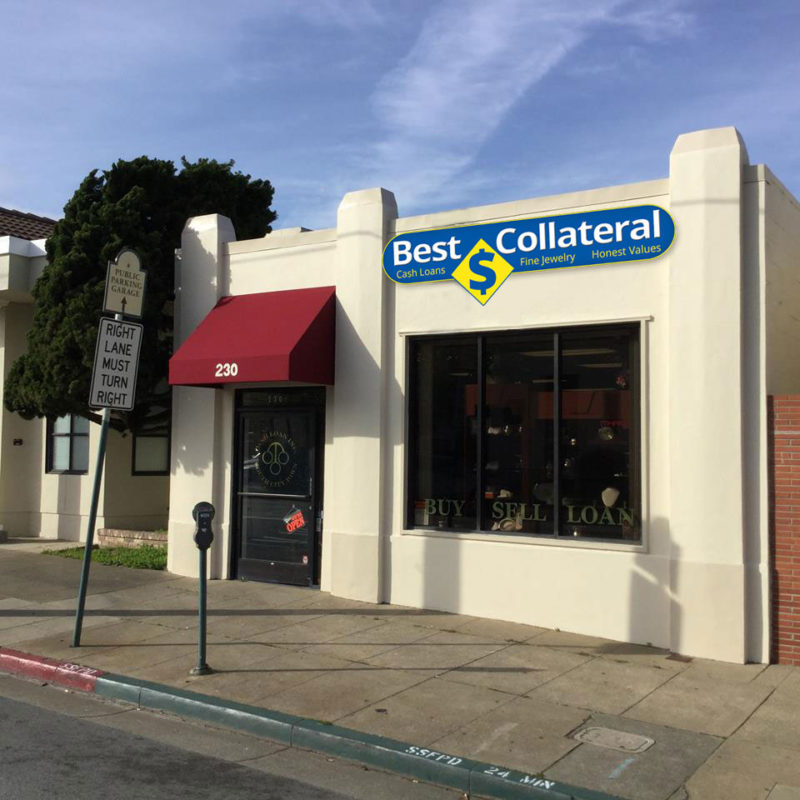Best Collateral South San Francisco Store Front