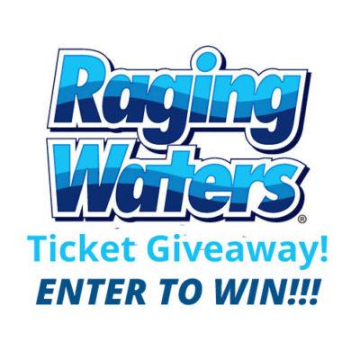 Raging Waters Ticket Giveaway