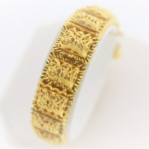 37.0G Bracelet in 18K Yellow Gold