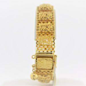 37.0G Bracelet in 18K Yellow Gold