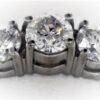 1.73CTR Ladies Estate Collection Platinum Ring