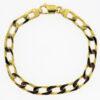 Link Bracelet in 18K Yellow Gold