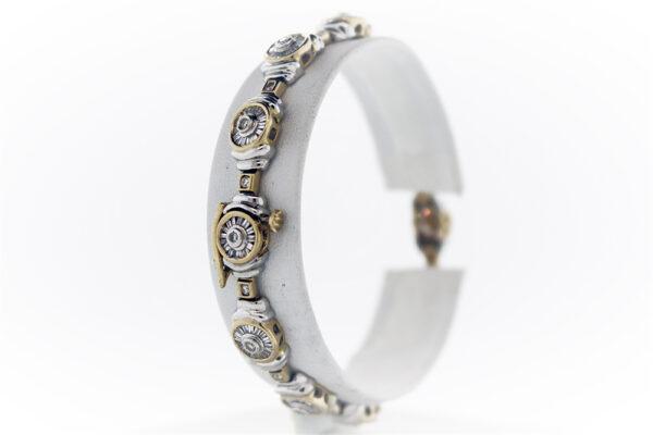Ladies stone Tennis Bracelet