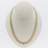 26 Inch Gold Link Chain in 14K Yellow Gold
