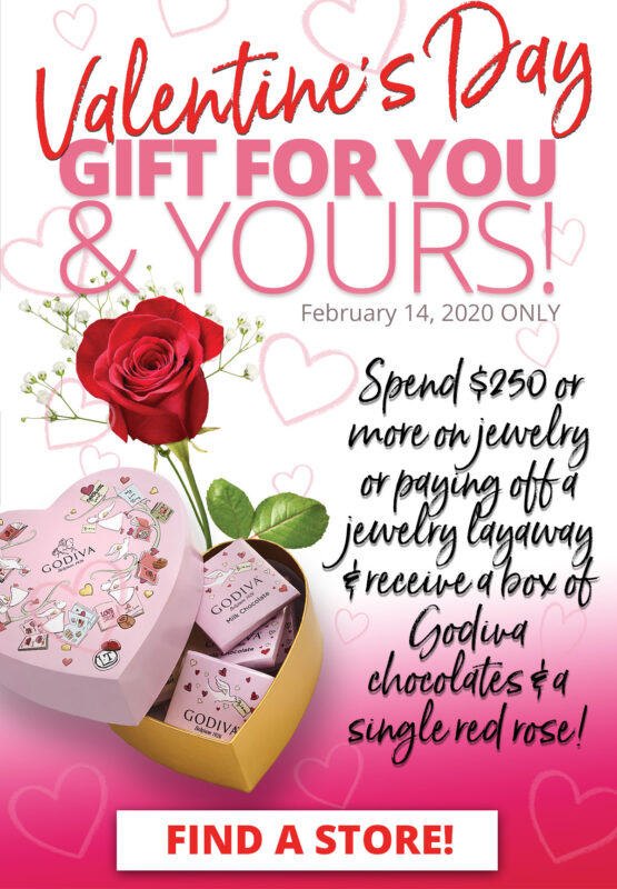 Valentine's Day GIFT FOR YOU& YOURS!