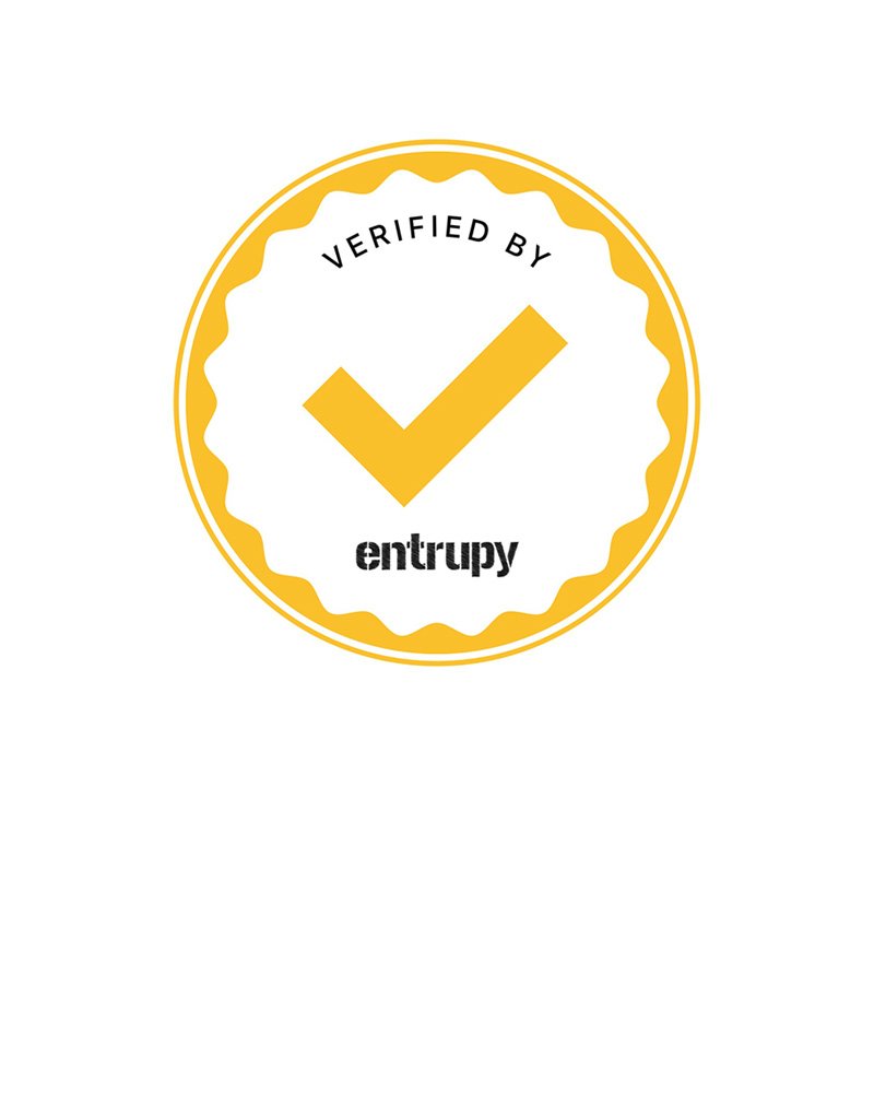 Entrupy Verification Seal