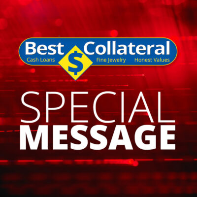 Best Collateral Logo Special Message