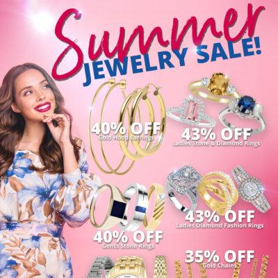 Summer Jewelry Sale